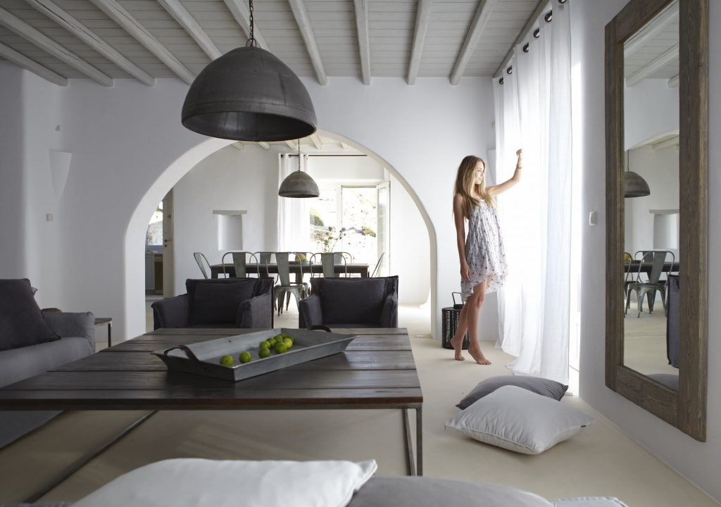 Mykonos Luxury Villa Star Light9