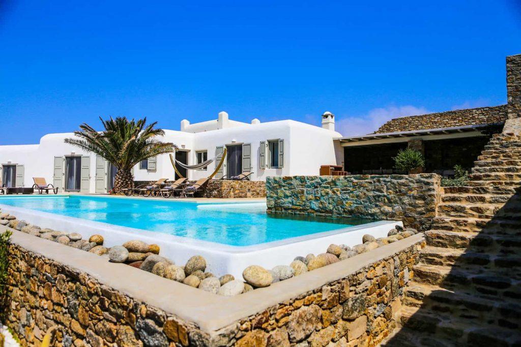 Mykonos luxury villa Stefanos1