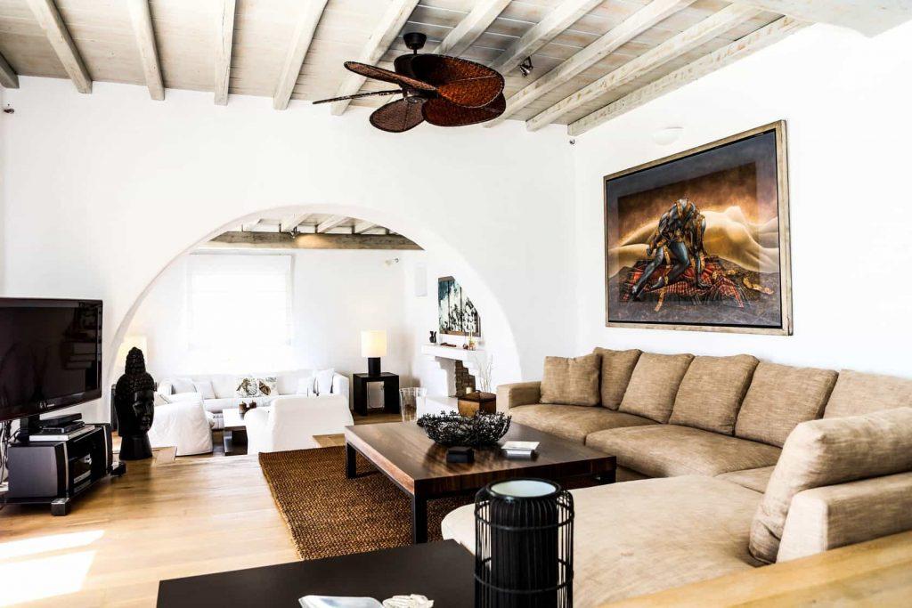 Mykonos luxury villa Stefanos17