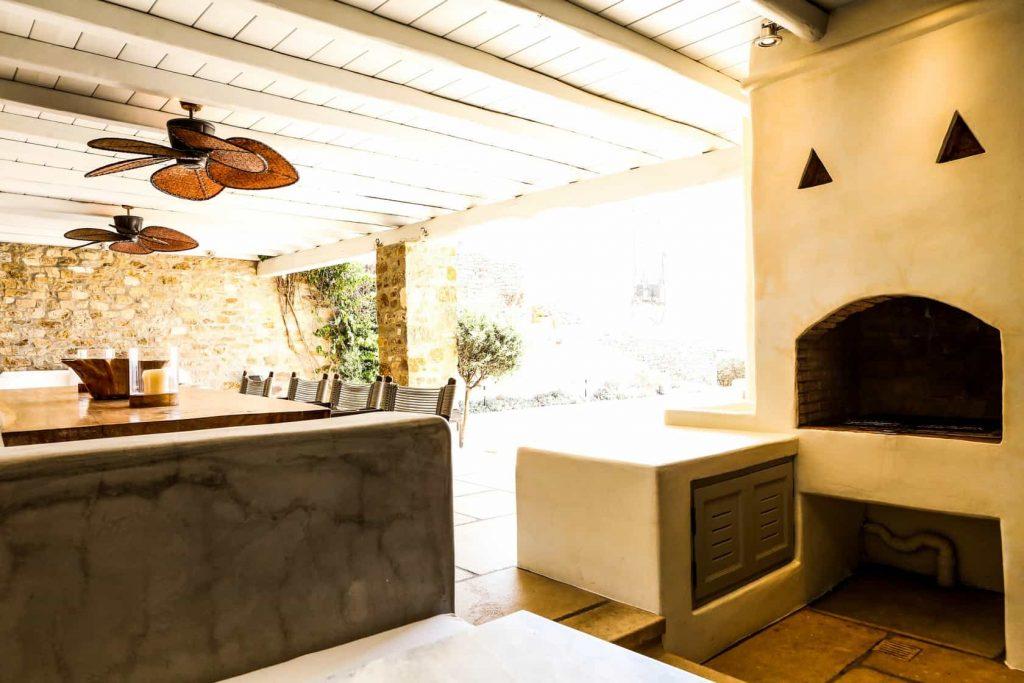 Mykonos luxury villa Stefanos21