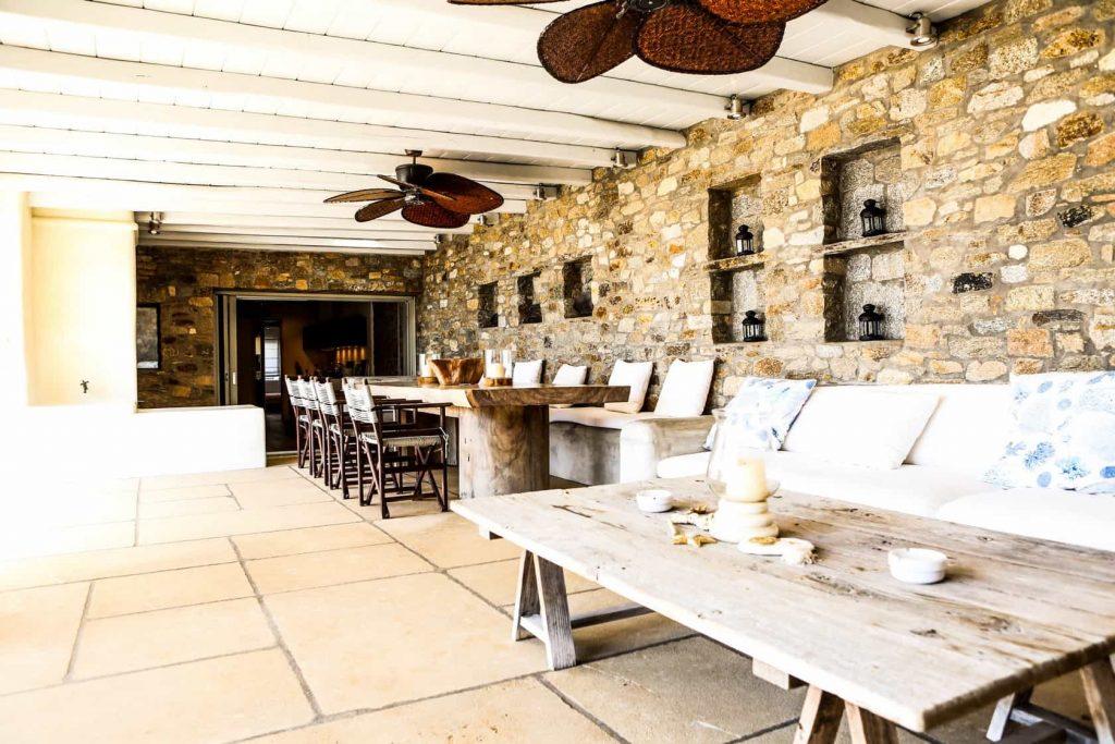 Mykonos luxury villa Stefanos23