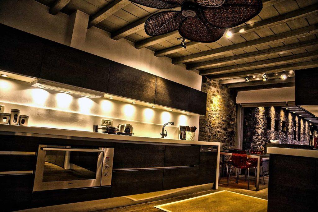Mykonos luxury villa Stefanos35