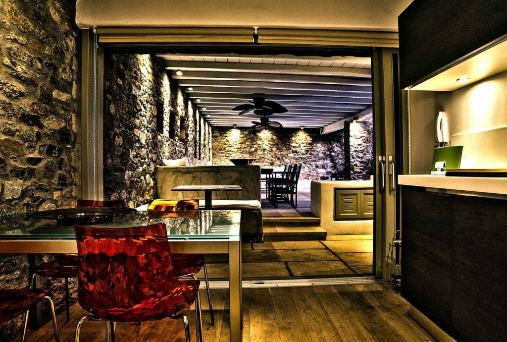 Mykonos luxury villa Stefanos36