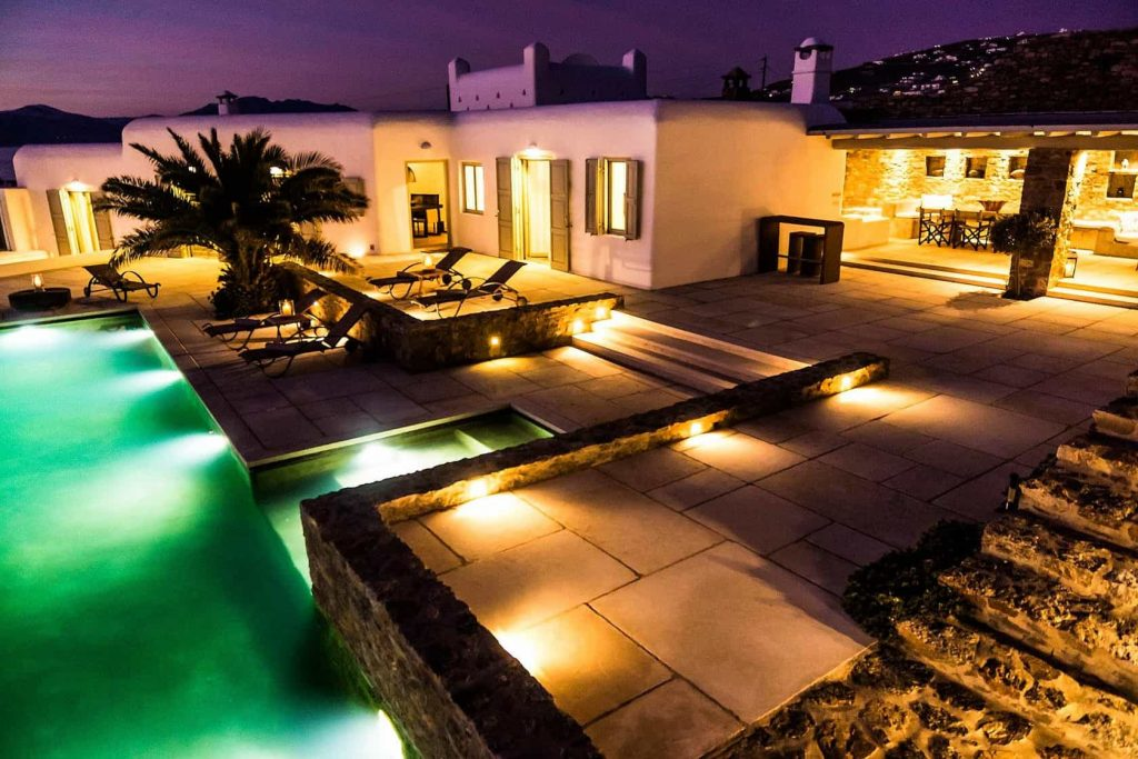 Mykonos luxury villa Stefanos39