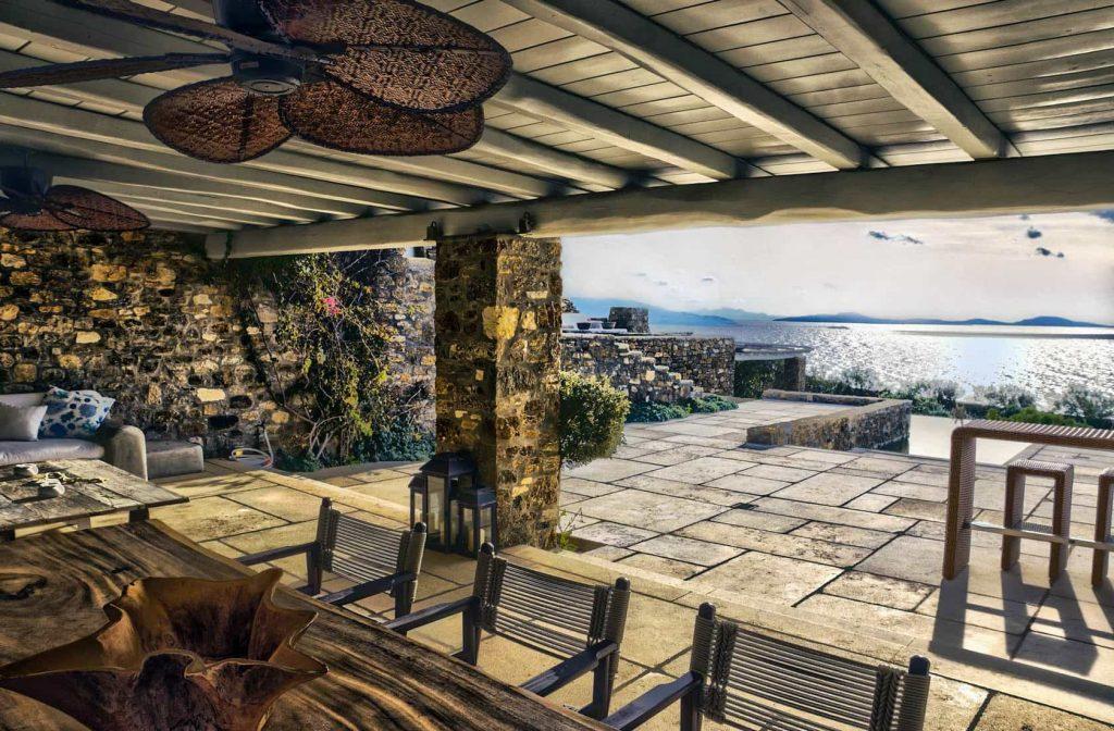 Mykonos luxury villa Stefanos40