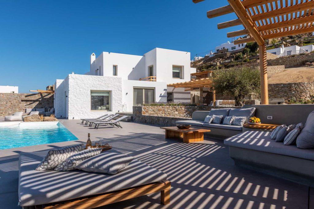 Mykonos luxury villa Sunny1