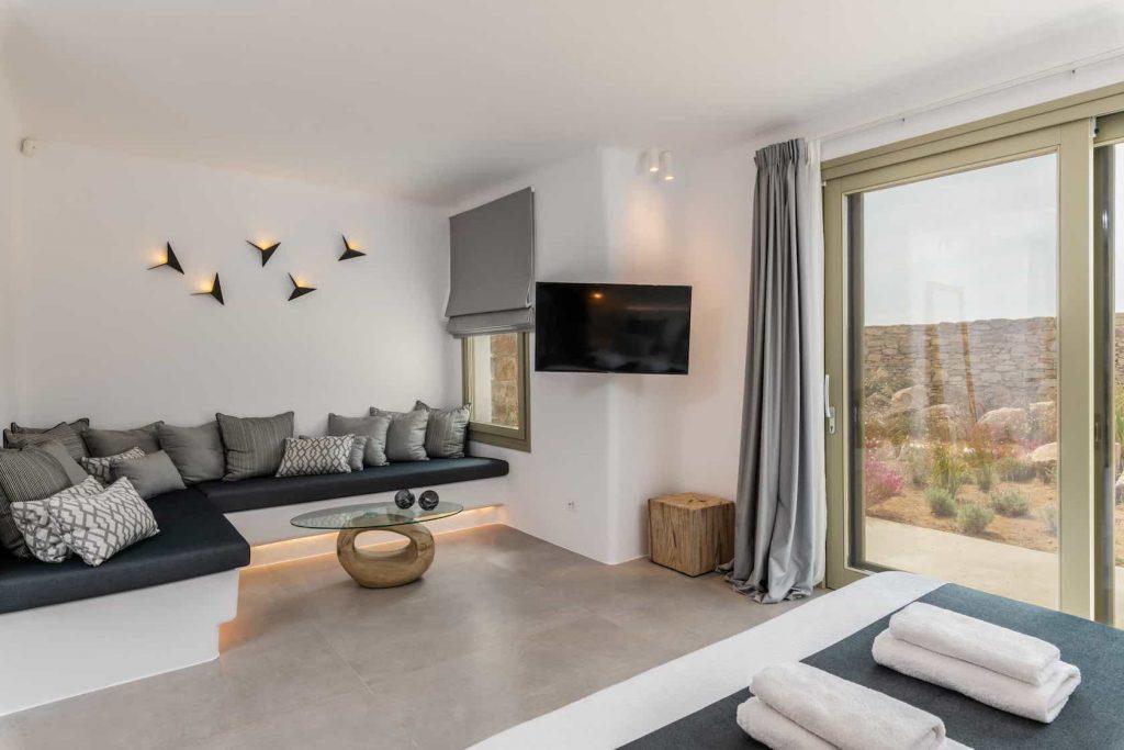 Mykonos luxury villa Sunny10