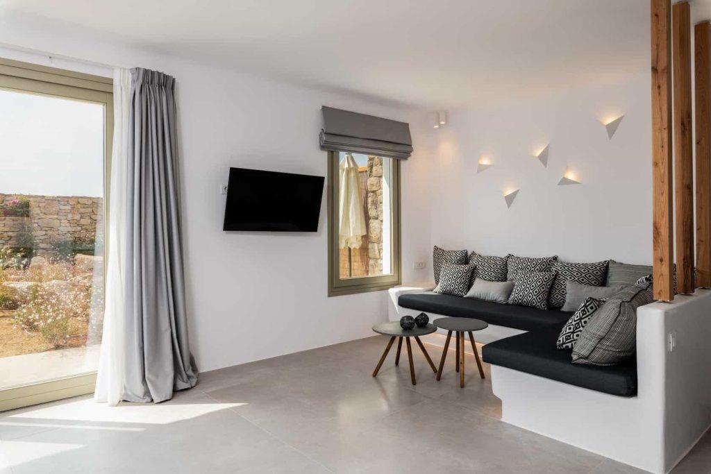 Mykonos luxury villa Sunny12