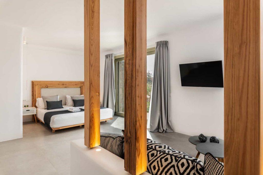Mykonos luxury villa Sunny13