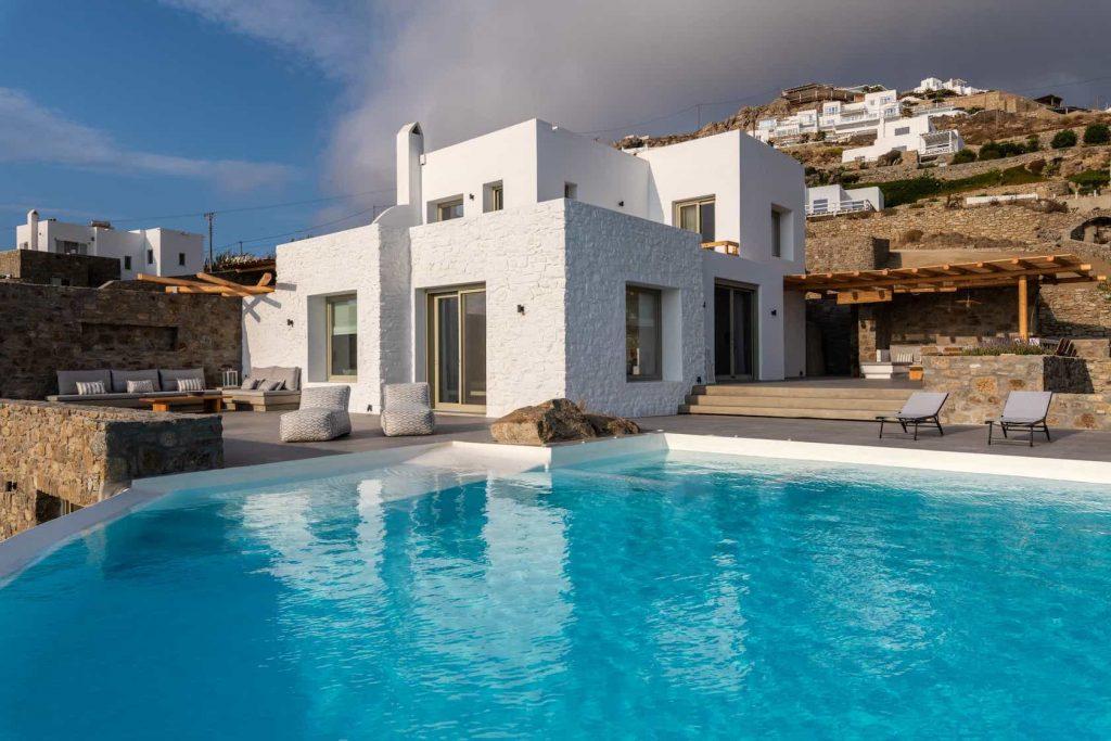 Mykonos luxury villa Sunny18