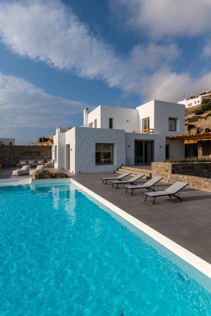 Mykonos luxury villa Sunny19