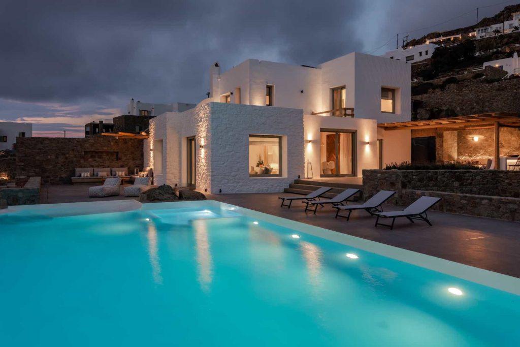 Mykonos luxury villa Sunny20