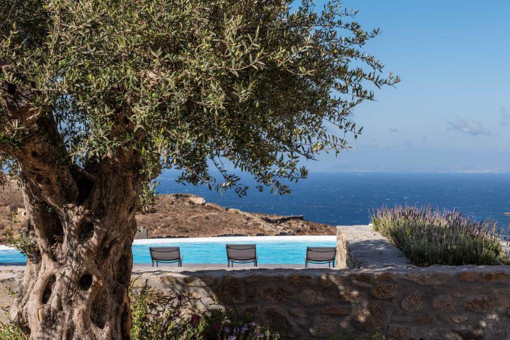 Mykonos luxury villa Sunny22
