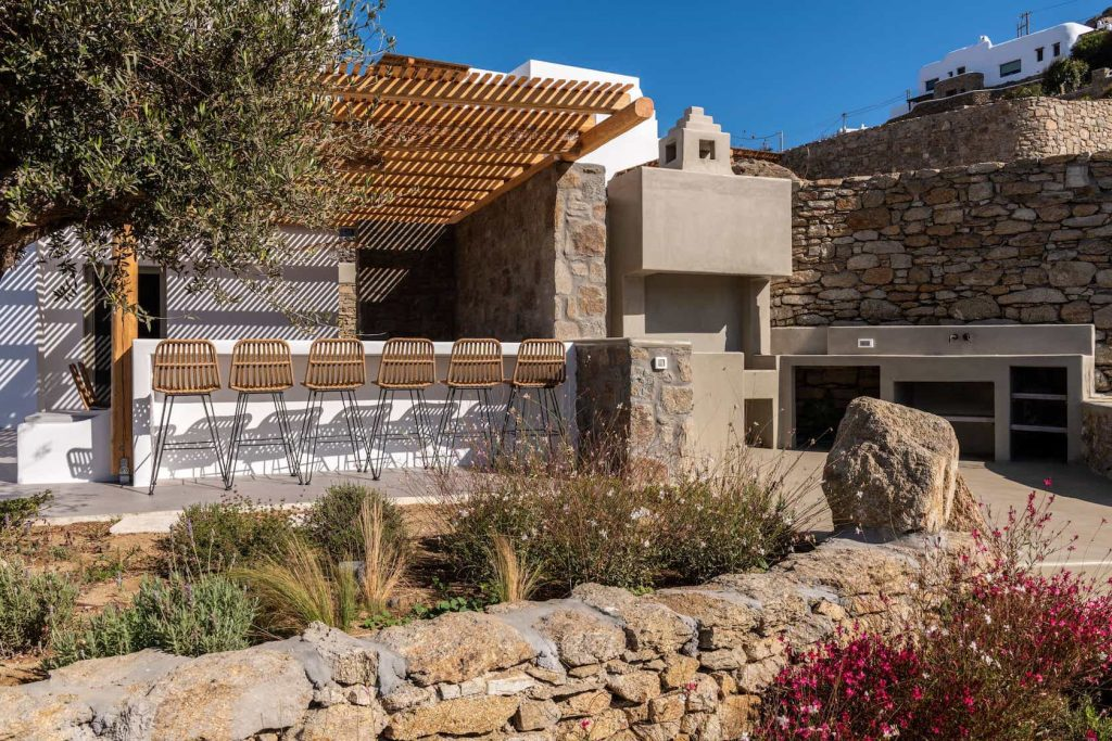 Mykonos luxury villa Sunny24