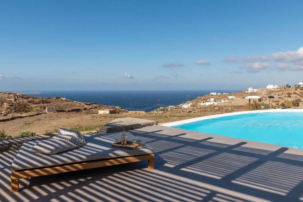 Mykonos luxury villa Sunny25