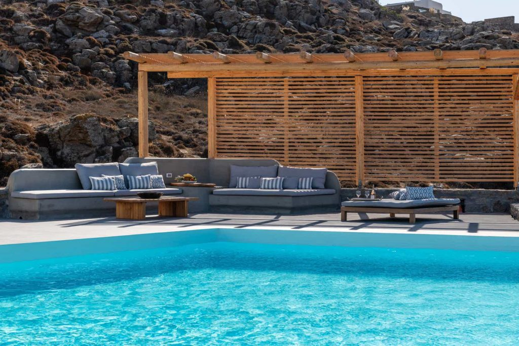 Mykonos luxury villa Sunny26