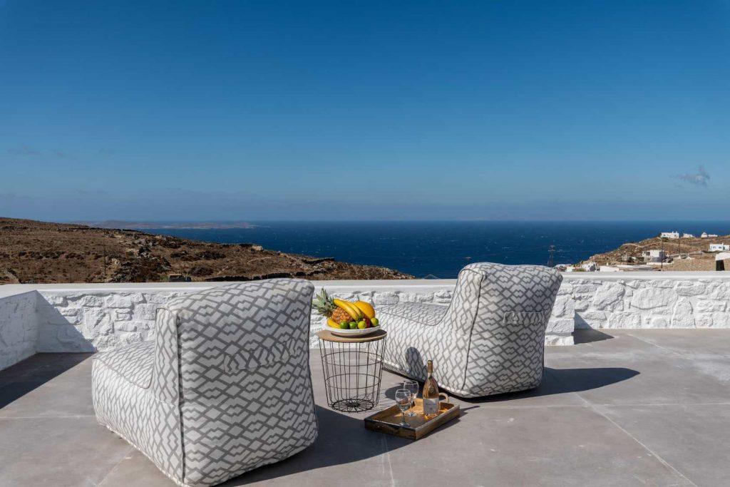 Mykonos luxury villa Sunny27