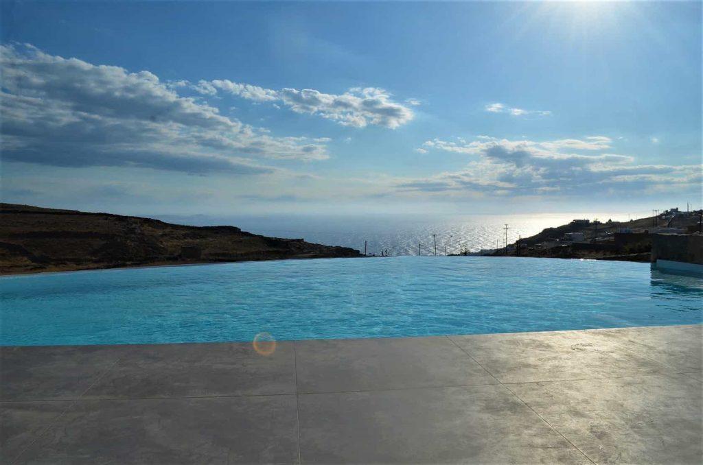 Mykonos luxury villa Sunny31