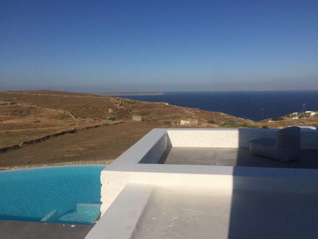 Mykonos luxury villa Sunny33