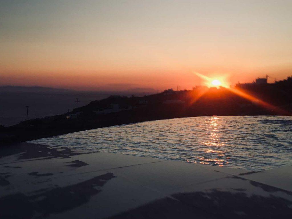 Mykonos luxury villa Sunny34