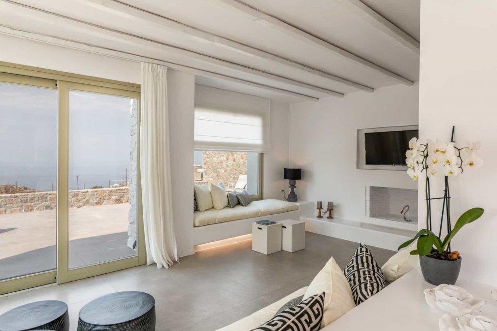 Mykonos luxury villa Sunny4