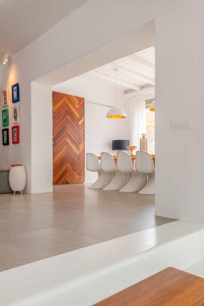 Mykonos luxury villa Sunny5