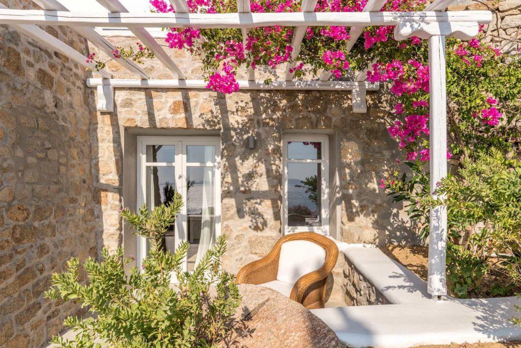 Mykonos luxury villa Themeli11