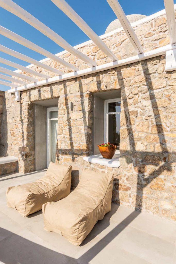 Mykonos luxury villa Themeli12