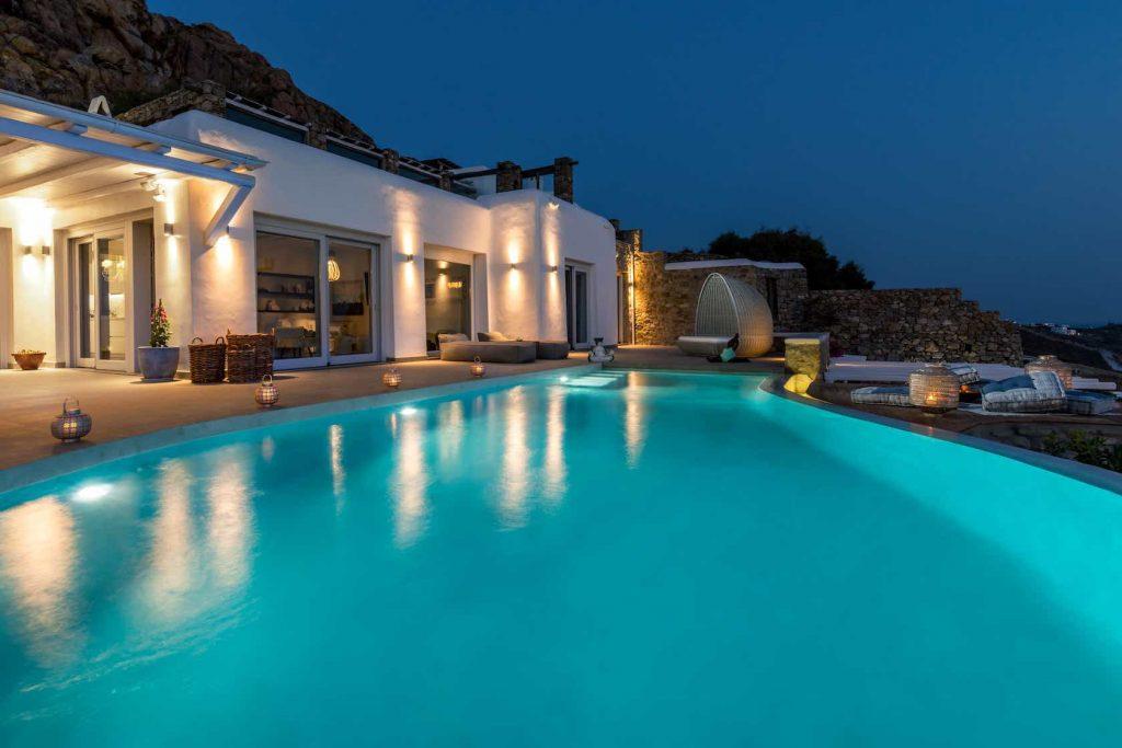 Mykonos luxury villa Themeli19
