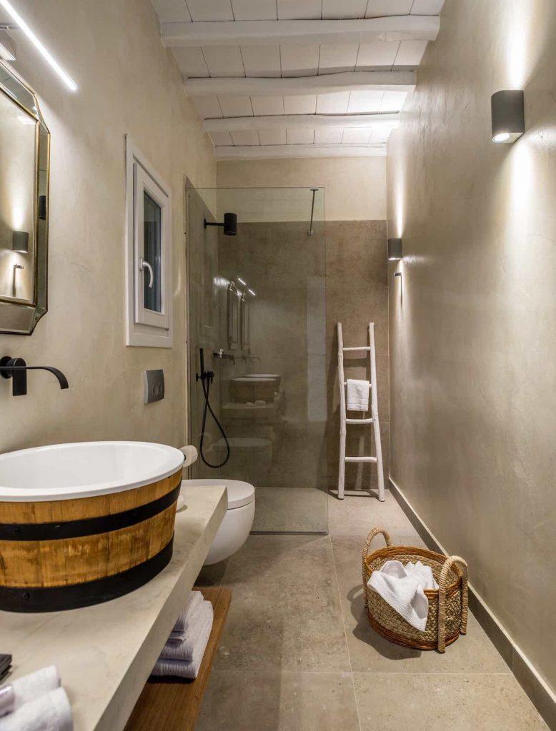 Mykonos luxury villa Themeli21