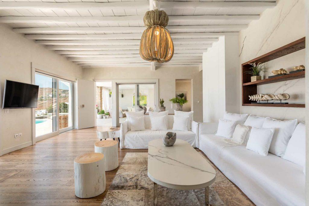 Mykonos luxury villa Themeli36