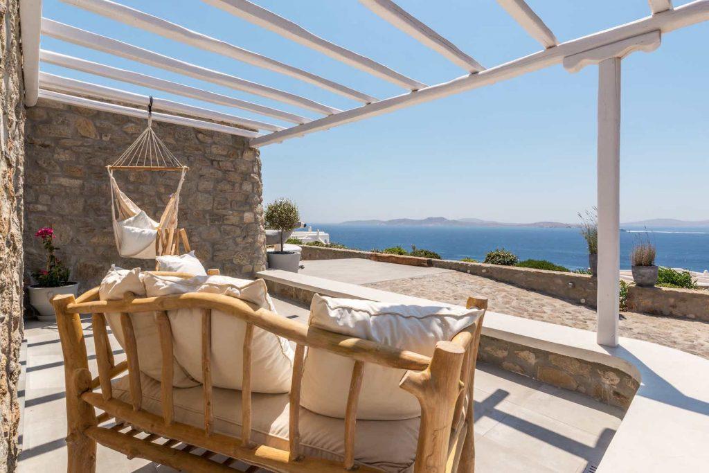 Mykonos luxury villa Themeli8