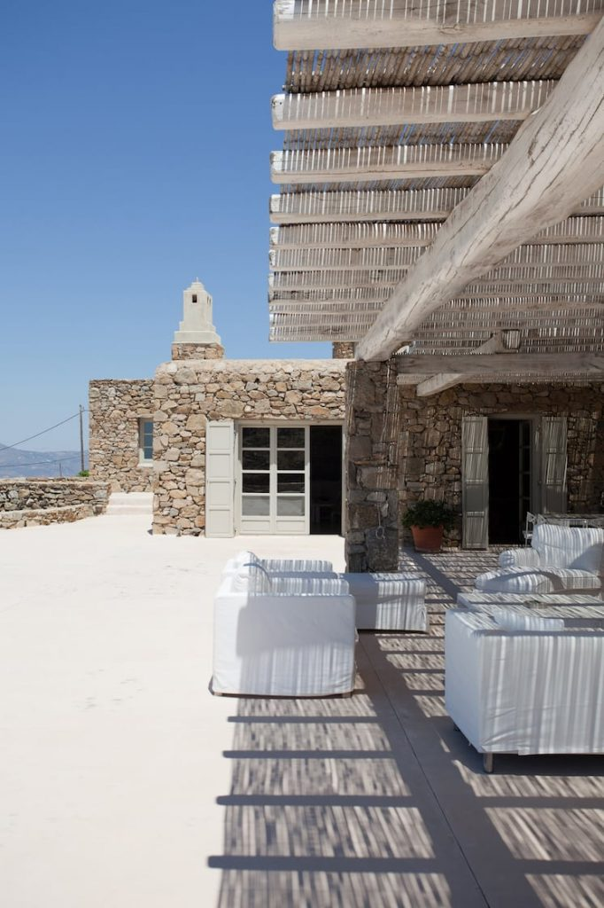 Mykonos Luxury Villa Titania15