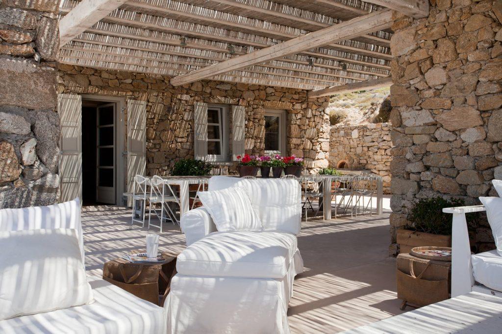 Mykonos Luxury Villa Titania16