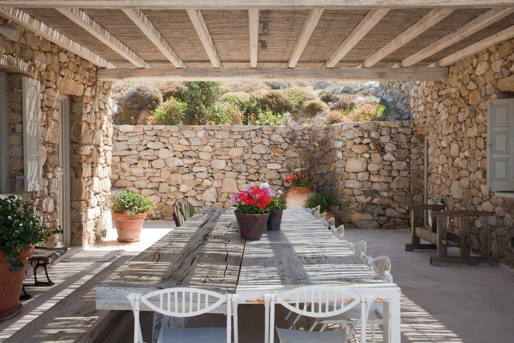 Mykonos Luxury Villa Titania17