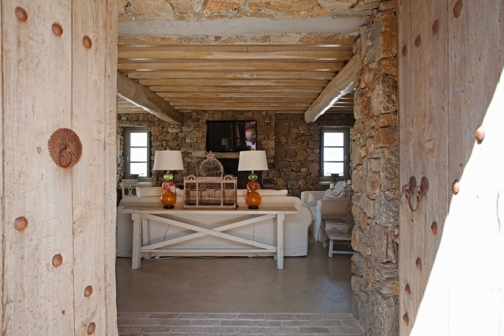 Mykonos Luxury Villa Titania7