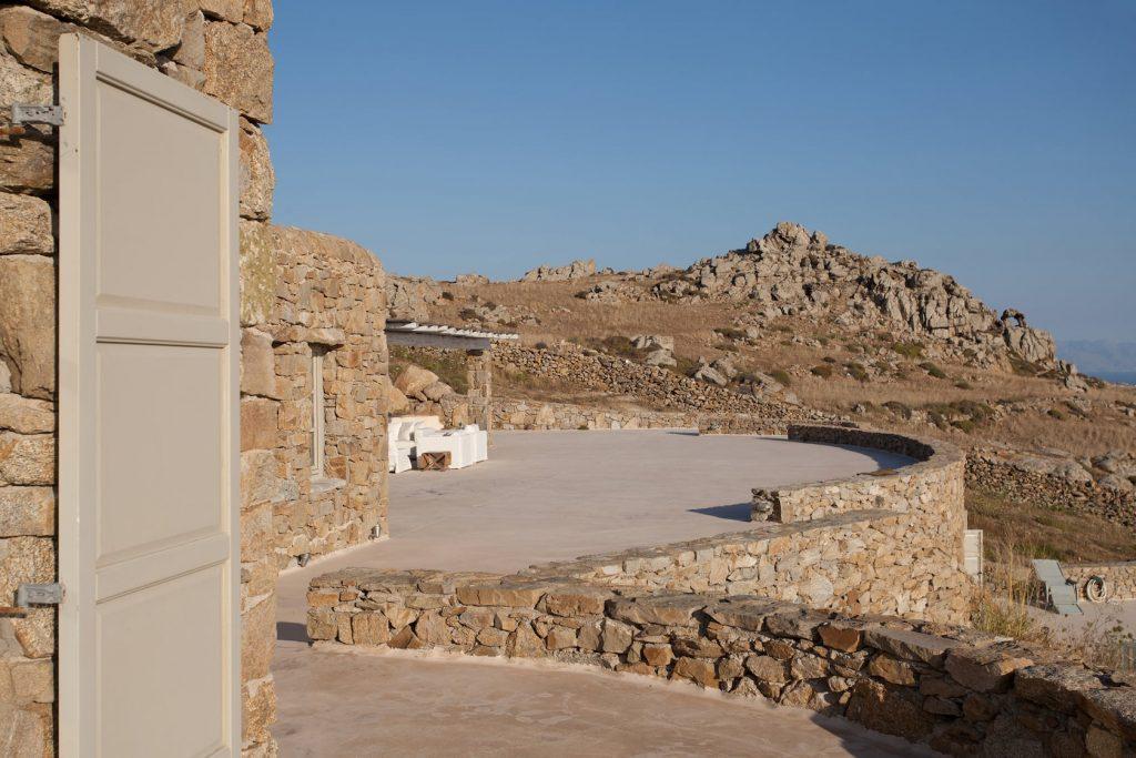 Mykonos Luxury Villa Titania9