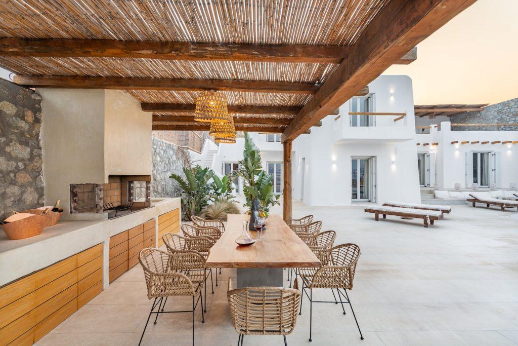 Mykonos Luxury Veneta Villa27