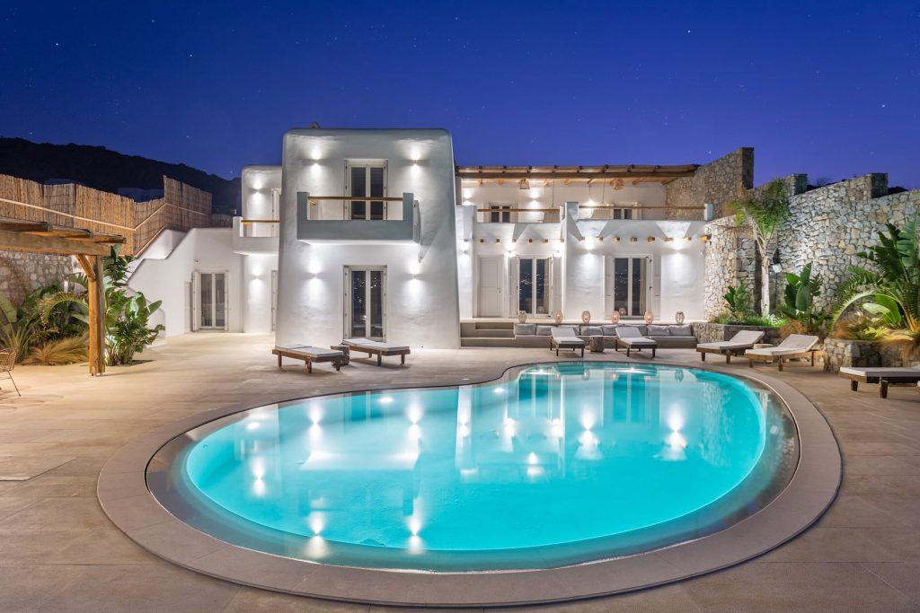 Mykonos Luxury Veneta Villa29
