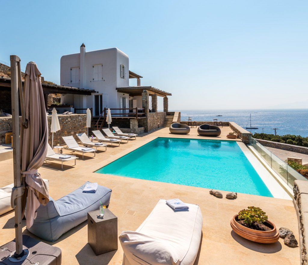 Mykonos Luxury Villa Violet1