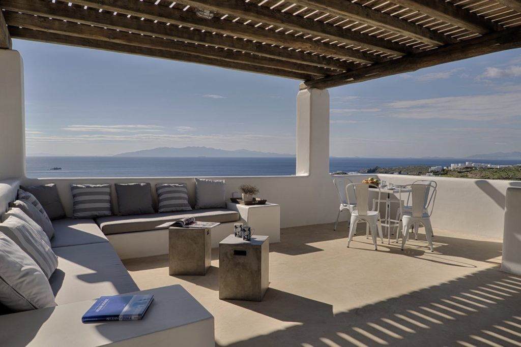 Mykonos Luxury Villa Violet11