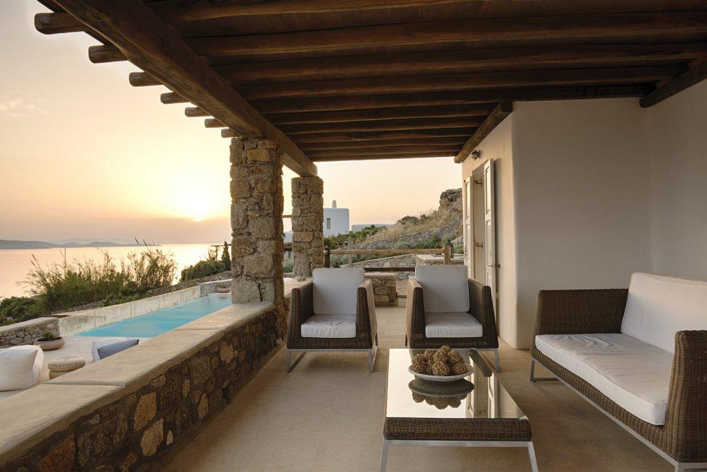 Mykonos Luxury Villa Violet16