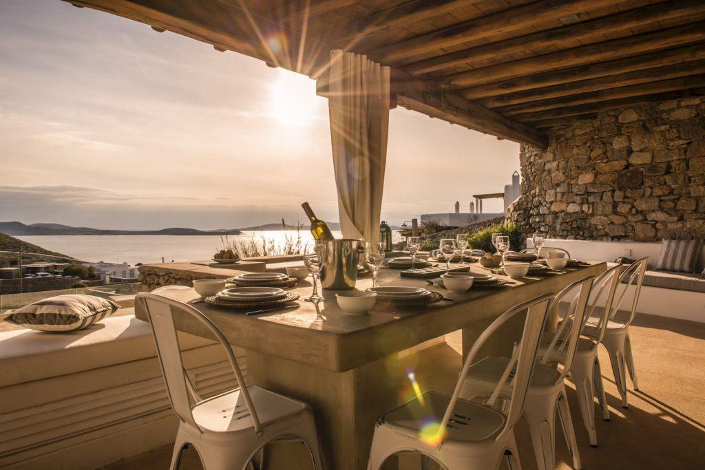 Mykonos Luxury Villa Violet17