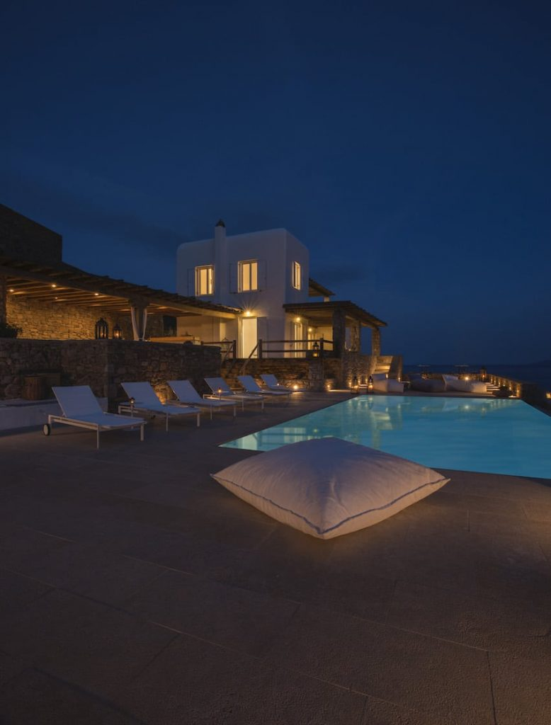 Mykonos Luxury Villa Violet18