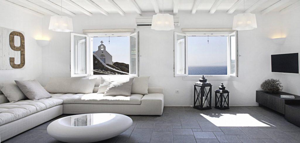 Mykonos Luxury Villa Violet21