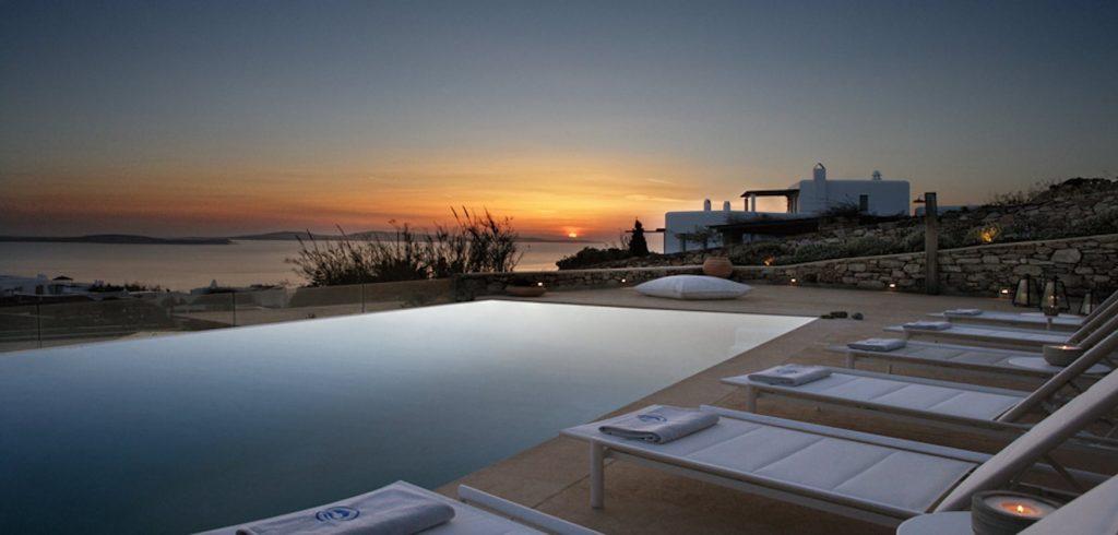 Mykonos Luxury Villa Violet26