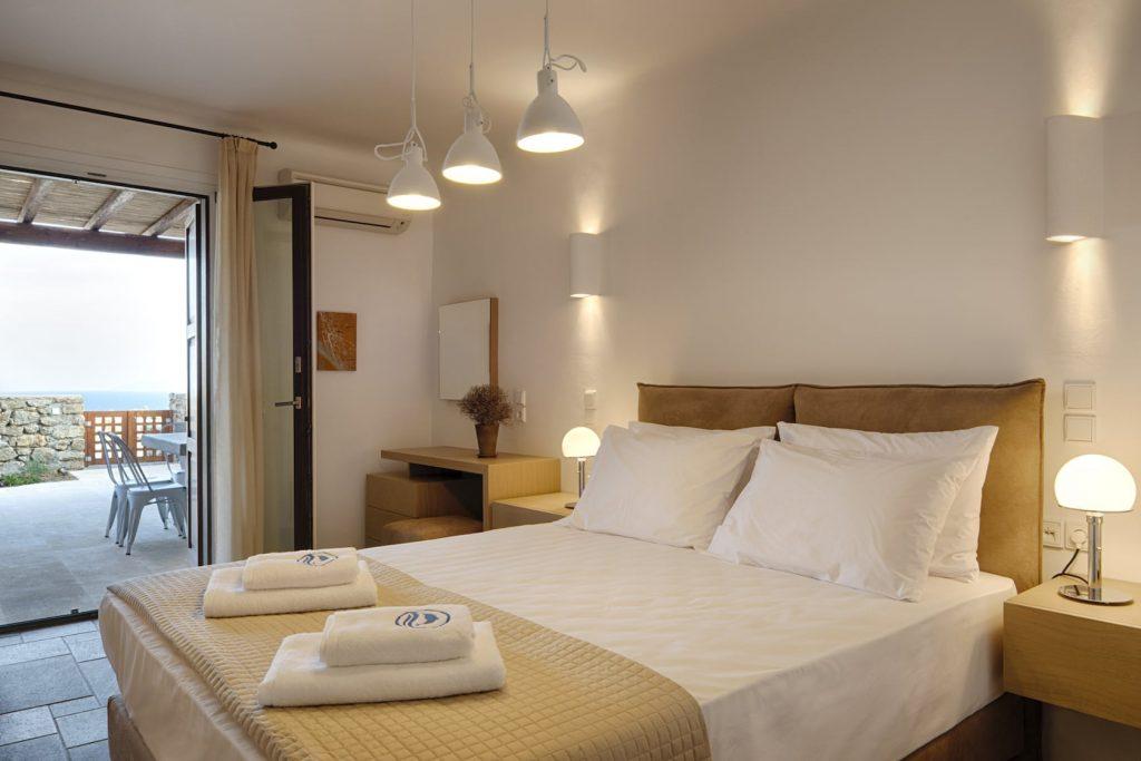 Mykonos Luxury Villa Violet34