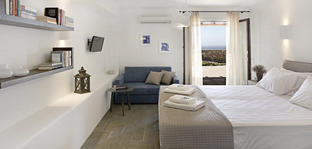 Mykonos Luxury Villa Violet36