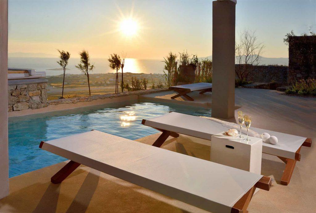Mykonos luxury villa Zina10
