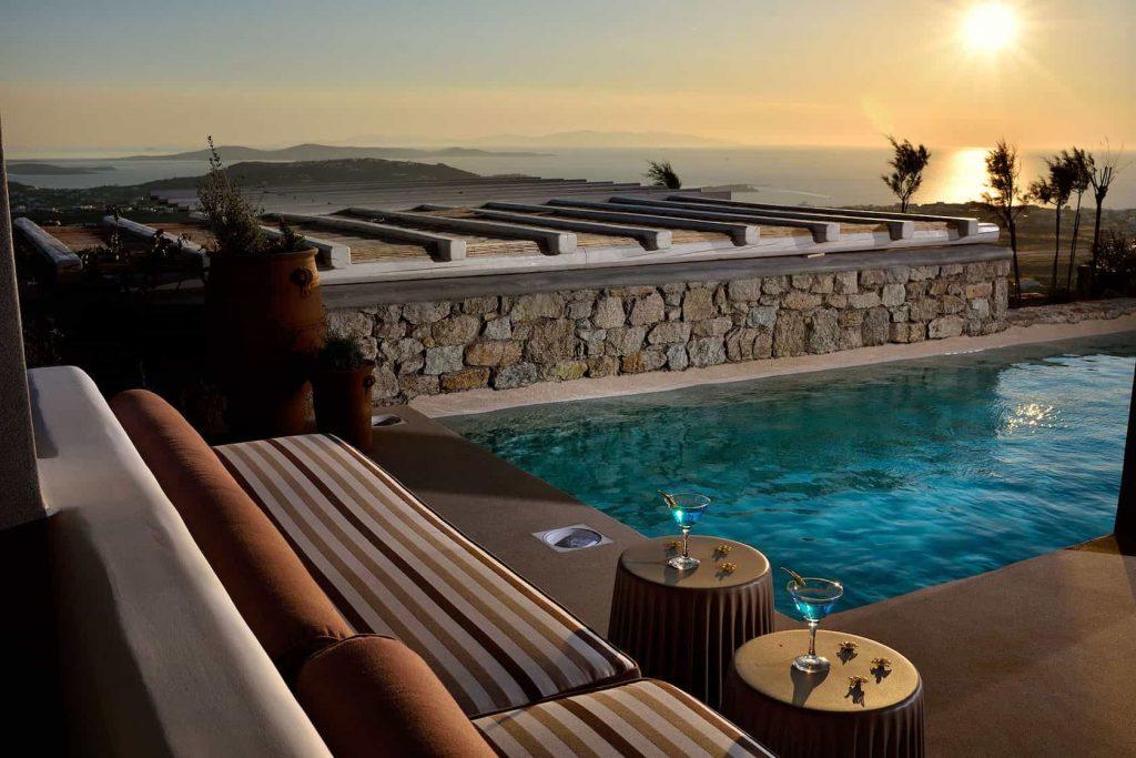 Mykonos luxury villa Zina11